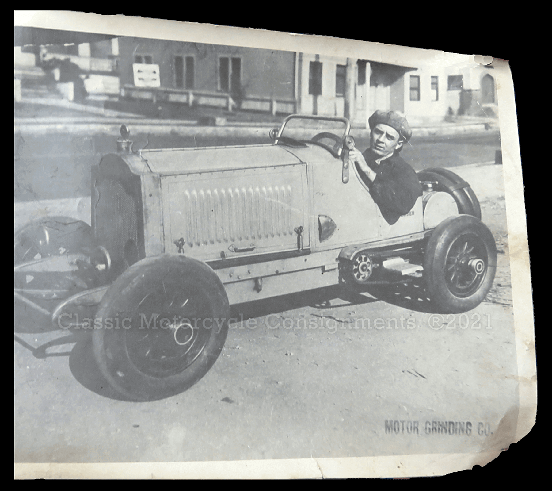 1918 Packard Midget Race Car