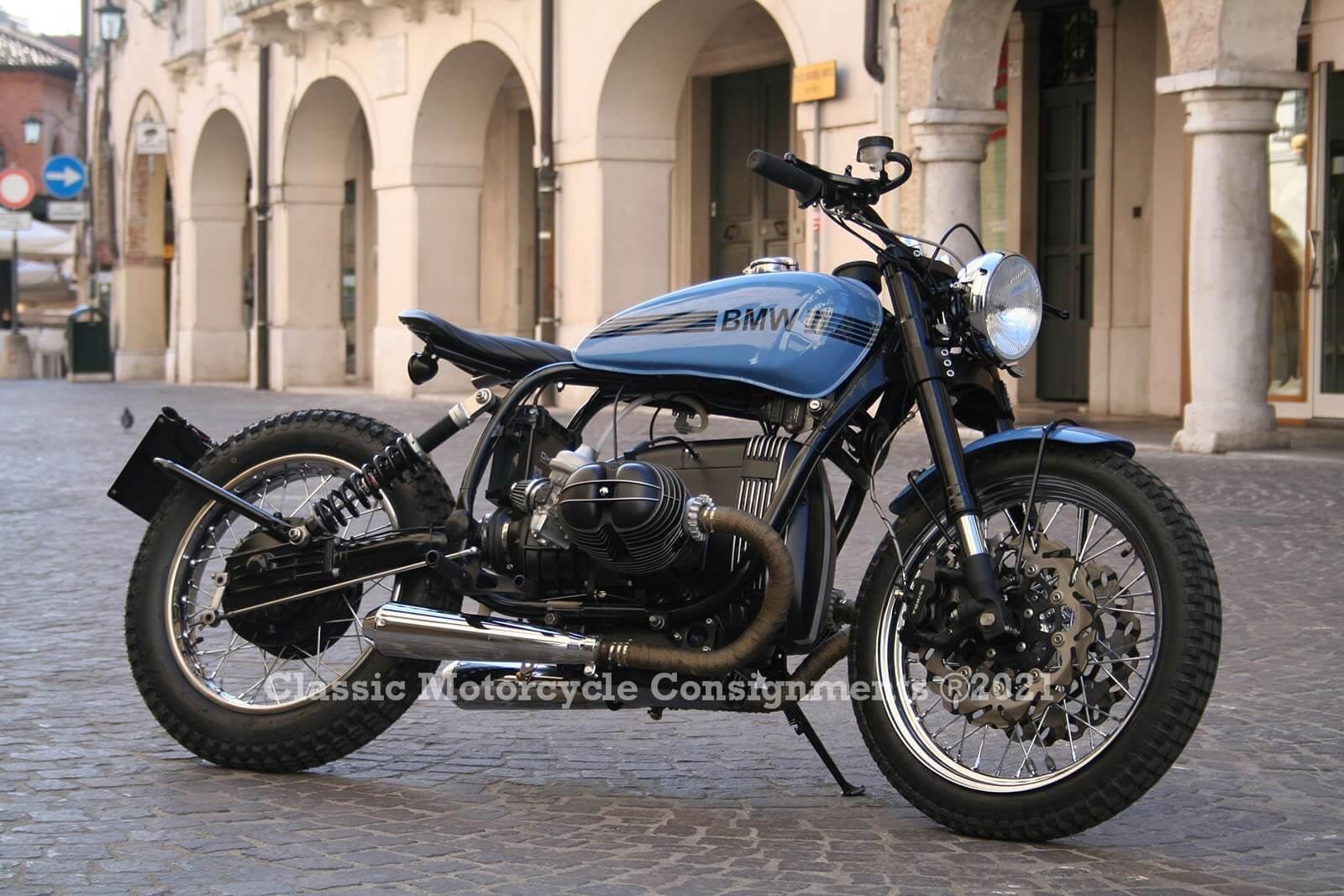 1983 Custom BMW R80