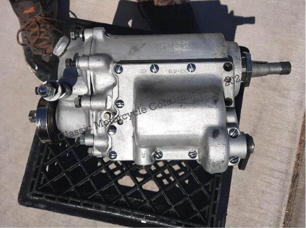 Harley Davidson 3-Speed Transmission with Reverse